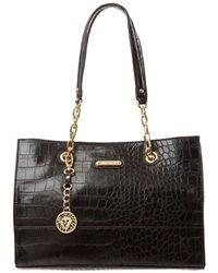 Anne Klein - Black Coast Is Clear Small Shoulder Bag - Lyst