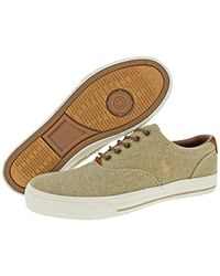 Polo Ralph Lauren - Brown Vaughn Sneaker for Men - Lyst
