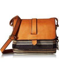 Fossil - Multicolor Kinley Small Crossbody Bag - Lyst