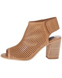 Steven by Steve Madden - Brown Suzy Ankle Bootie - Lyst