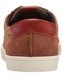 ALDO - Brown Ciren Fashion Sneaker, Cognac, 10.5 D Us for Men - Lyst