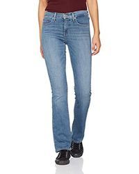 24b29ce1 Levi's 315 Shaping Boot Cut Jeans in Blue - Lyst