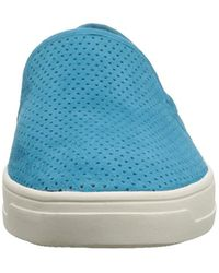 Via Spiga - Blue Galea Slip On Sneaker - Lyst