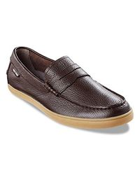7e4f2c7a2b1 Lyst - Cole Haan Pinch Weekender Leather Penny Loafer in Brown for Men