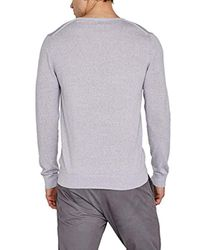 Esprit - Gray Jumper for Men - Lyst