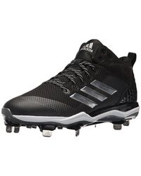 27a81738a Lyst - adidas Freak X Carbon Mid Baseball Shoe in Black for Men