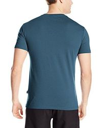 BOSS - Blue Boss Upf 50+ Vertical Logo Swim Shirt for Men - Lyst