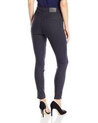 Joe's Jeans - Blue Wasteland High Rise Skinny Ankle Jean - Lyst
