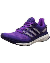 e5142fc9dd5da Lyst - adidas Energy Boost 3 Running Shoes, Lightweight, Comfortable ...