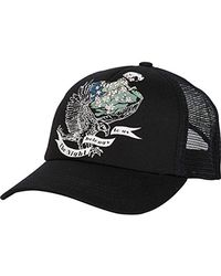f3f41df354f Lyst - Billabong Junior s Aloha Forever Trucker Hat in Black for Men