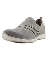 Skechers - Gray Microburst Underwraps Fashion Sneaker for Men - Lyst