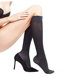 f79e3f9cfdc Falke Leg Energizer 50 Denier Knee-high Socks - Lyst