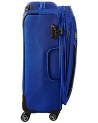 Calvin Klein - Blue Warwick 25 Inch Upright Suitcase for Men - Lyst