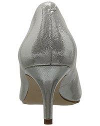 Nine West - Margot Metallic Dress Pump - Lyst