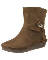 bc711705 Clarks Lima Caprice, 's Boots in Brown - Lyst