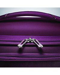 Samsonite - Purple Mightlight 2 Softside Spinner 25 - Lyst