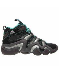 separation shoes 747c0 69aab adidas Originals. Men s Gray Adidas Performance Crazy 8 Basketball Shoe