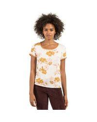 Volcom - Multicolor Hey Slim Fit Short Sleeve Tee - Lyst