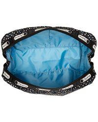 LeSportsac - Blue Classic Extra Large Rectangular Cosmetic Case - Lyst