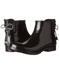 Sperry Top-Sider Black Walker Turf Boot