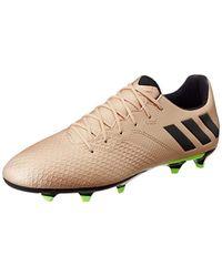 82b9b41b2 adidas   s Messi 16.3 Fg Futsal Shoes for Men - Lyst