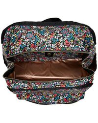 LeSportsac - Black Essential Functional Backpack - Lyst