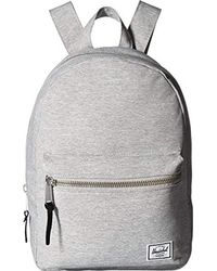 5a82058b6ef Lyst - Herschel Supply Co. Grove X-small Backpack in Gray