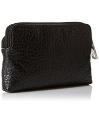 Kenneth Cole Reaction - Zip Drive Cell Phone Wristlet, Black - Lyst