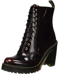 Dr. Martens - Black Kendra Fashion Boot - Lyst