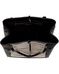 Armani Exchange - Black | Big Shopping Tote Bg, 00020 - Lyst
