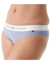 Tommy Hilfiger - Multicolor Sporty Cotton Logo Bikini Underwear Panty - Lyst