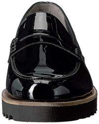 Paul Green - Black Kianna Slip-on Loafer - Lyst