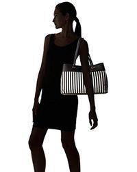 Kate Spade - Black Henderson Street Fabric Maryanne Bag - Lyst