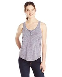 Roxy Multicolor Juniors Stone Steps V-neck Knit Top