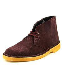 Clarks - Multicolor Originals Desert Boot for Men - Lyst