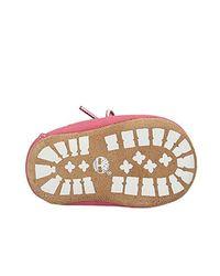 Timberland - Pink Newborn Shoes - Lyst