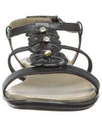 Easy Spirit - Black Karletta Dress Sandal - Lyst