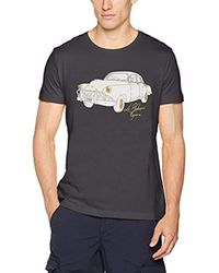 Esprit - Gray T-shirt for Men - Lyst