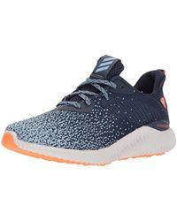 cf91500a5 Lyst - adidas Alphabounce Ck Running Shoe in Blue for Men