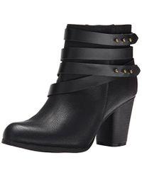 Madden Girl - Black Deluxx Boot - Lyst