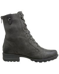 Cobb Hill - Gray Bethany Boot - Lyst
