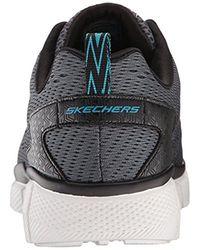 Skechers - Black Sport Equalizer 2.0 True Balance Sneaker for Men - Lyst