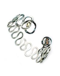 Sibilla G Jewelry | Metallic Sibilla G Cool Jazz Bracelet | Lyst