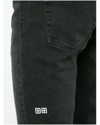 Ksubi | Black Crow Chitch Jean for Men | Lyst