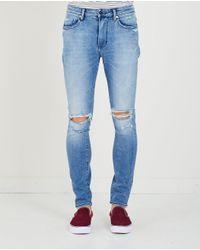 Neuw - Blue Rebel Skinny Jean Kreator for Men - Lyst