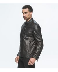 Andrew Marc - Black Mackinley for Men - Lyst