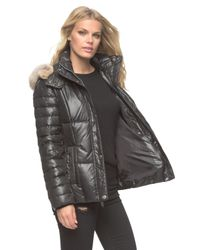 Marc New York - Black Aubrey Quilted Jacket  - Lyst
