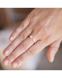 Anne Sisteron - Multicolor 14kt White Gold Diamond Pearl Tastemaker Ring - Lyst