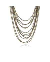 Annoushka | Metallic Alchemy Layered Necklace | Lyst