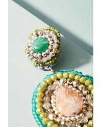 Anthropologie - Multicolor Fran Drop Earrings - Lyst